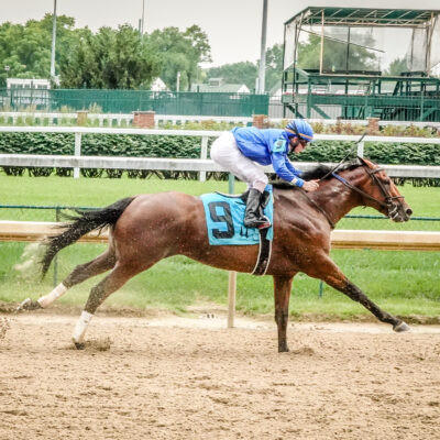 Wicked Max Racing at Churchill Downs